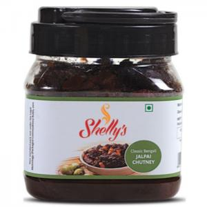 Shellys sweet olive jalpai chutney - shelly's