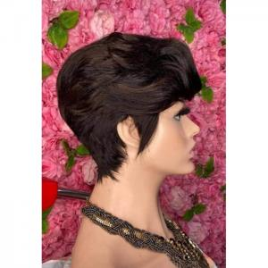 Pixie cut bob wig ( human ) - shee fashion'z house
