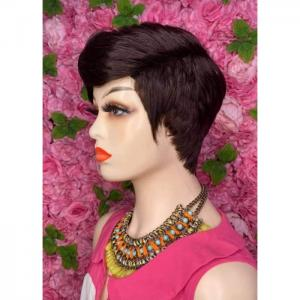 Pixie cut bob wig ( semi-human ) - shee fashion'z house