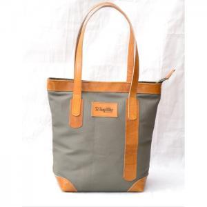 Leather & Canvasbag  WL02 - Wanjiline Leather