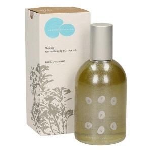 Fragàncies del montseny aromatherapy massage oil defense 100 ml