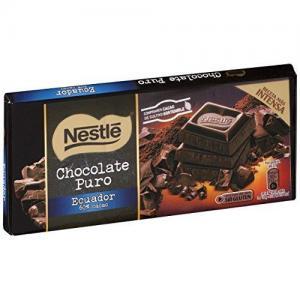 Nestlé black chocolate ecuador nestlé gold
