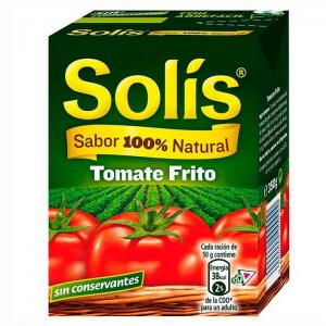 Solís fried tomato brik