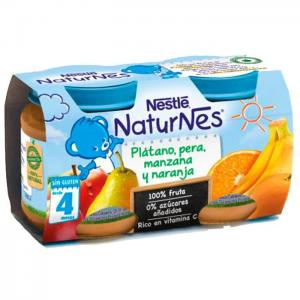 Nestlé naturnes 4 fruits