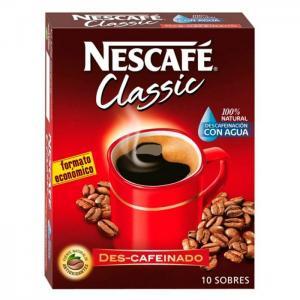 Nescafé classic decaffeinated