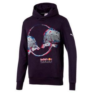 Rbr double bull hoodie - puma