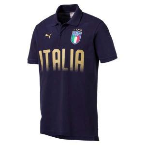 Figc italia fanwear polo - puma