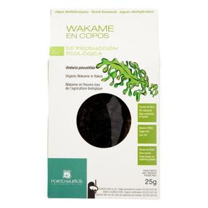 Dehydrated wakame 25g - porto muiños
