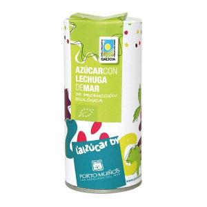 Flavored sugar with ecologic lettuce - porto muiños