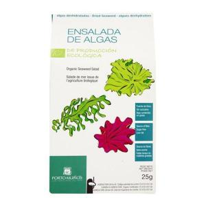 Dehydrated sea salad 25g - porto muiños