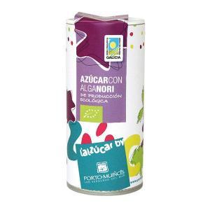 Flavored sugar with ecologic nori seaweed - porto muiños