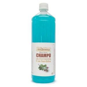 Miaroma - bardana shampoo dandruff