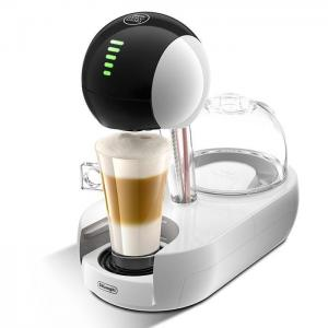 De'longhi stelia edg635. white coffee machine