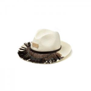 White hat feathers - gianin