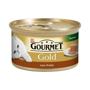 GOURMET GOLD Terrine with Chicken 85g - Purina