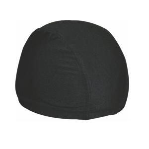 AMAYA SPORTS LYCRA BATHING CAP-Black
