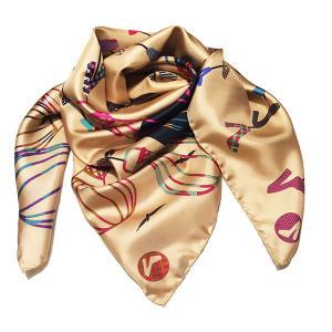 Rosellarama - Air baloons 100% silk twill scarf
