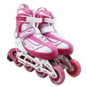 Push inline skate pink size xs (29-32) - atipick