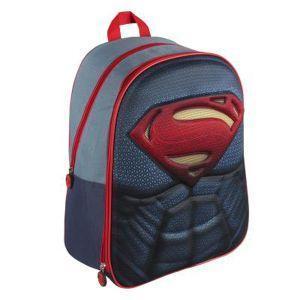 Backpack school 3d superman - cerdá