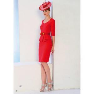 Short dress nº6 - creaciones carfi