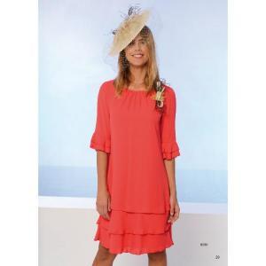 Short dress nº7 - creaciones carfi