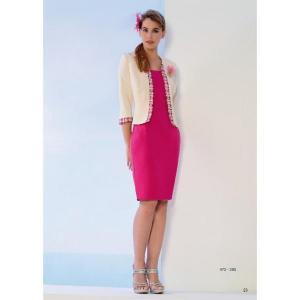 Short dress nº3 - creaciones carfi
