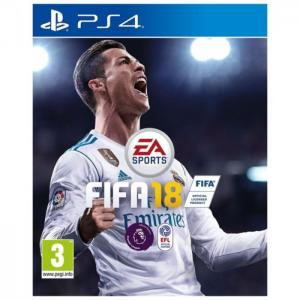 Ps4 fifa 18 standard game - sony