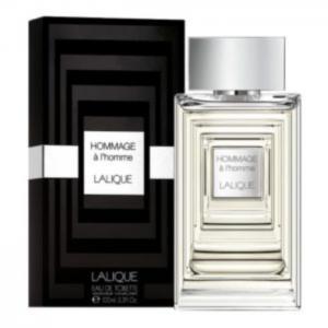 Lalique Hommage A L Homme Perfume For Men 100ml Eau de Toilette - Lalique