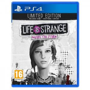PS4 Life Is Strange Before The Storm Limited Edition Game - Sony
