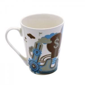 Home style 12 oz dollar coffee mug - home style