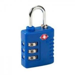 Princess traveller rfto tsa combination lock blue - princess traveller