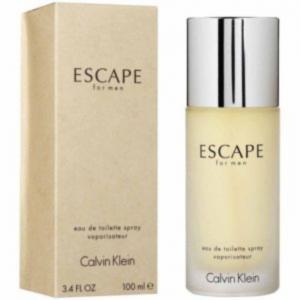 Calvin Klein Escape Perfume for Men 100ml Eau de Toilette - Calvin Klein