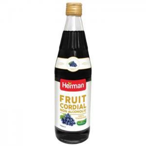 Herman fruit cordial 710ml - herman