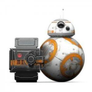 Sphero special edition battle-worn bb-8 with force band - sphero