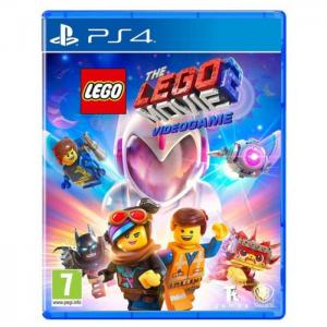 Ps4 the lego movie 2 videogame - playstation 4