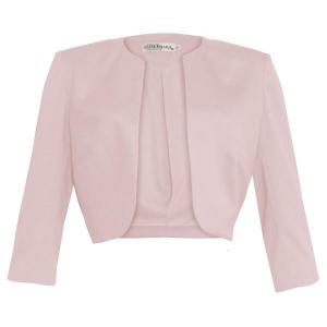 Short jacket rose model: 295 - olimara