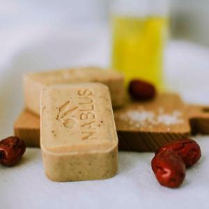 Dates Organic soap - Nablus
