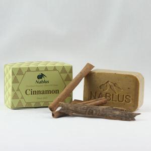Cinnamon Organic soap - Nablus