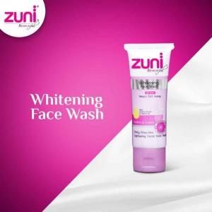 WHITENING FACE WASH - Zuni