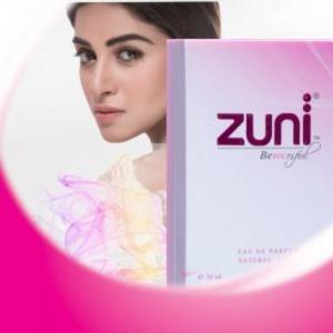 Eau de parfum natural spray - Zuni