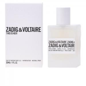THIS IS HER! edp vaporizador 30 ml - Zadig & Voltaire