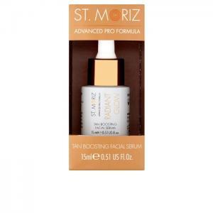 ADVANCED PRO FORMULA tan boosting facial serum 30 ml - St. Moriz