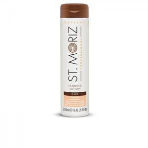 PROFESSIONAL self tanning lotion #dark 250 ml - St. Moriz