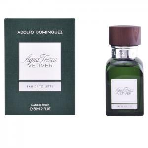 AGUA FRESCA VETIVER edt vaporizador 60 ml - Adolfo Dominguez