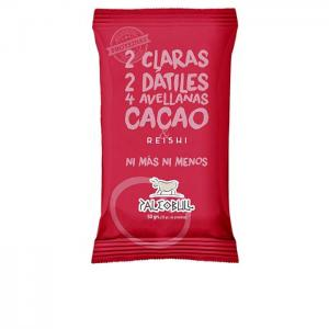 BARRITA ENERGÉTICA cacao 50 gr - PALEOBULL