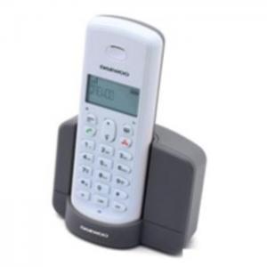 Telefono inalambrico dect daewoo dtd-1350b gris - daewoo electronics
