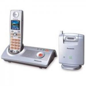 Telefono inalambrico digital panasonic kx-tg9140 con - panasonic espaÑa, s.a.