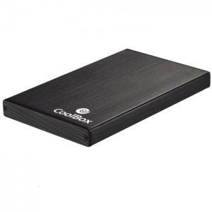 Carcasa disco duro hdd - ssd coolbox coo - sca - 2512 - coolbox