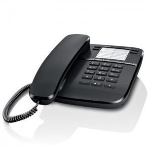 Telefono fijo gigaset da410 negro 10 - gigaset