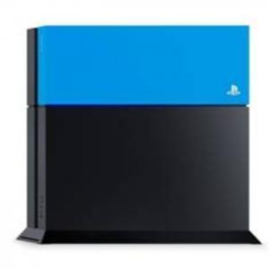 Accesorio ps4 hdd cubierta azul - Sony